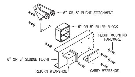 Standard Flight Assembly Diagram