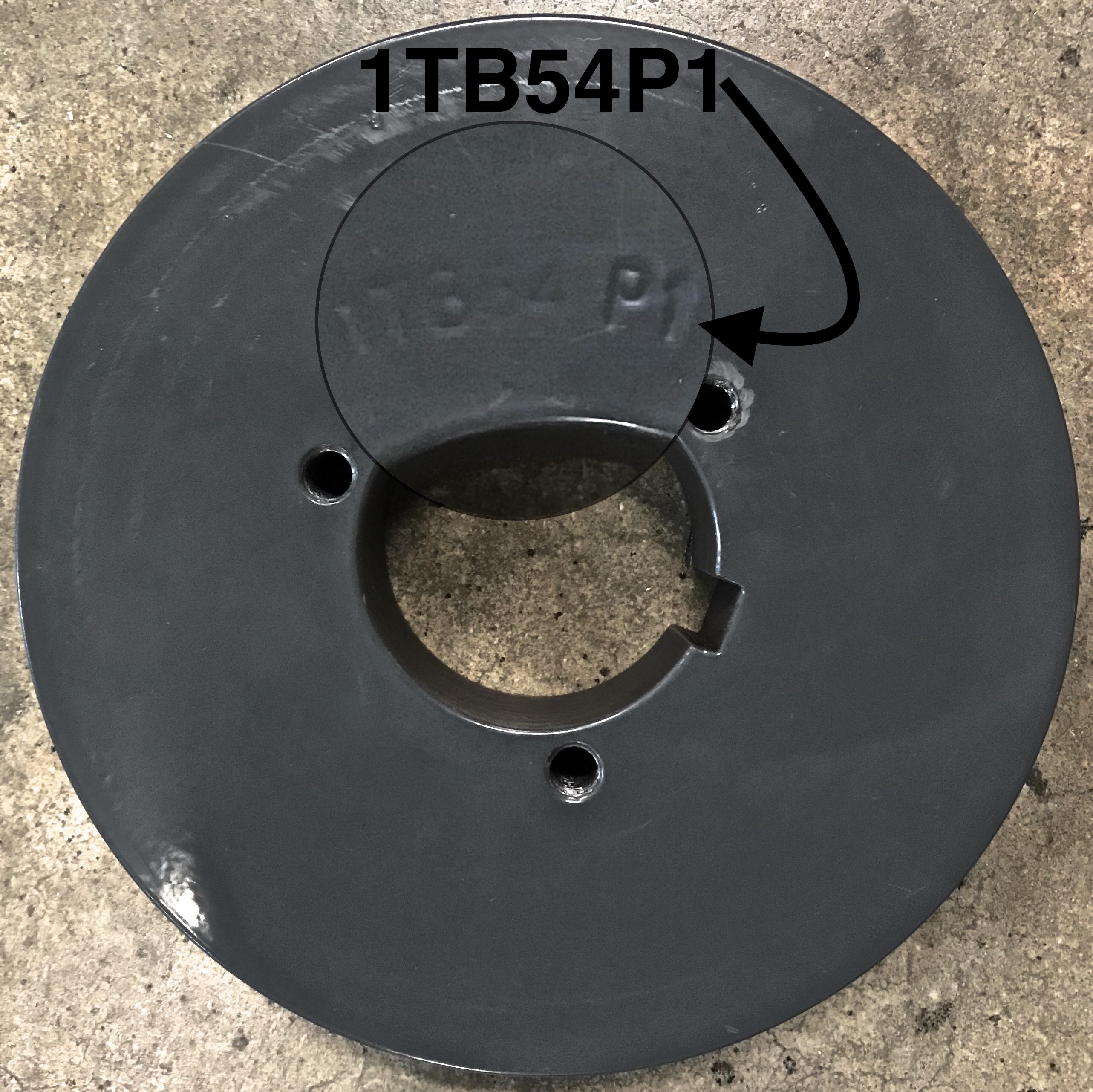 How To Measure V Belt Pulleys Identifying V Belt Pulleys