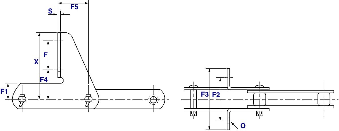 S810 Chain With F4 Attachment
