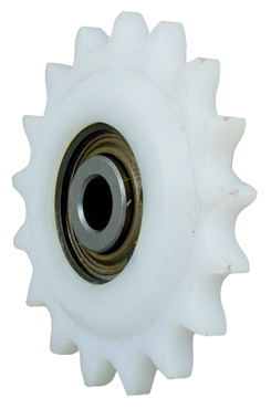 Non-Metallic-Ball-Bearing-Idler-Sprockets