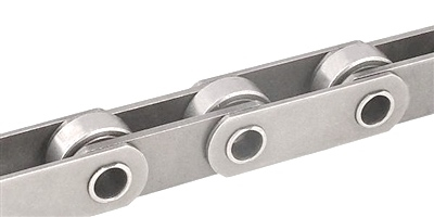 C2042 Stainless Steel Hollow Pin Roller Chain