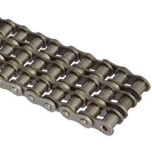60 3 Triple Strand Riveted Roller Chain